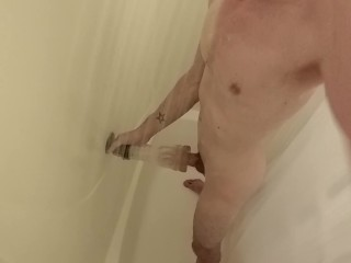 FULL VIDEO straight jacking cock in shower fleshjack toy fun fleshlight wet