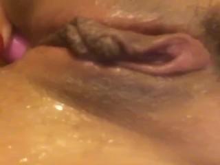 Vibrator squirt