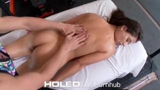 HOLED - Jynx Maze big booty takes a healthy anal creampie