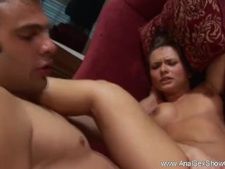Katja's Asshole Won't Be The Same After This Pounding