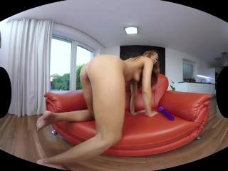 Smokin' hot Ornella Morgan And Her Redhead Virtual Reality Adventures