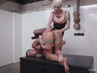 Lorelei Lee's Gaping Asshole