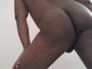 My cousin's ass