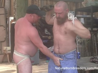Barebacking Cousins Pork Skrew & Bubba Ryder