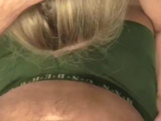 Gagging puke cum suck deepthroat I love it this way so nice to suck dick