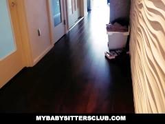 MyBabySittersClub – Babysitter Thief Fucked To Keep JoB
