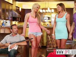 Digital Playground-Parents Teaches Young Couple How To Fuck