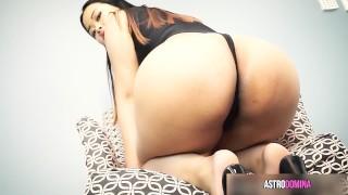 Cum For My Asian Ass