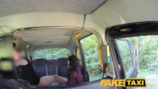FakeTaxi Innocent teen takes on big cock  taxi british teen oral-sex outside oral point-of-view public camera faketaxi young spycam car dogging shy teenager