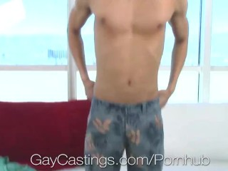 Gaycastings - casting agent fucks new talent