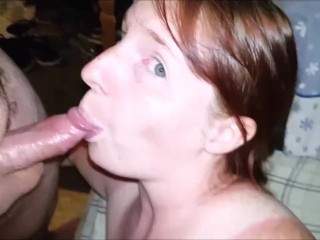 Quick Cum in My Mouth 12