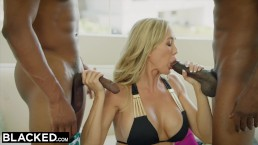 BLACKED I fucked my daughters friends