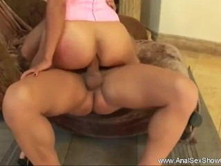 Intense Anal Sex For Horny MILF