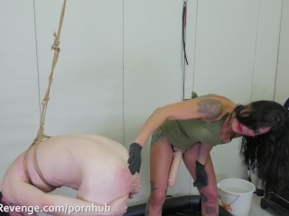 Extreme CBT Punishment For Mike From Nurse Holl