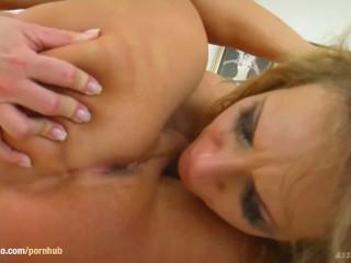 Ass Traffic - Petra Pearl in anal sex scene
