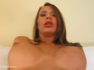All Internal with Claire creampie scene