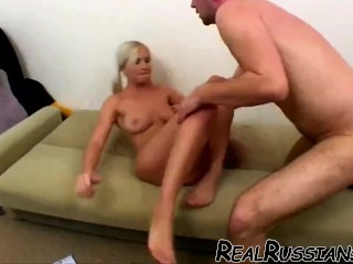 wife have sex on a couch
