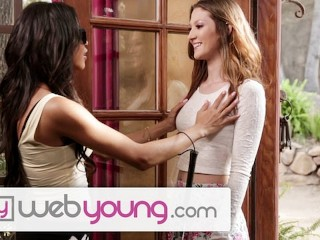 WebYoung Little Latina Squirts in the Shower
