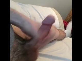 Giving thanks to my cock