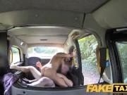 FakeTaxi John balls deep in new taxi driver
