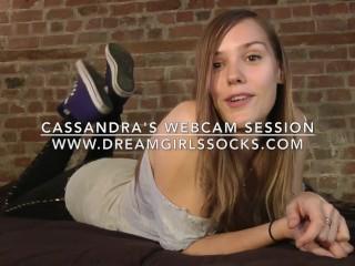 Cassandra's Webcam Session - www.c4s.com/8983/16661052