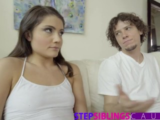 StepSiblingsCaught - Step-Brother And Sis Get It On - FULL VIDEO