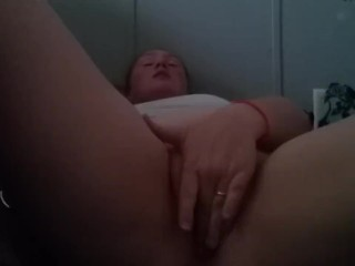 Me fingering my pussy #1