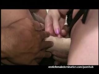 Naughty older dude likes having his tight asshole penetrated hard
