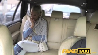 FakeTaxi Married lady sucks and fucks driver  oral point-of-view mom amateur blowjob public pov camera faketaxi milf spycam car reality czech dogging mother