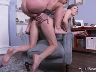 Anal-Beauty.com - Ginger Fox - From sleeping to fucking