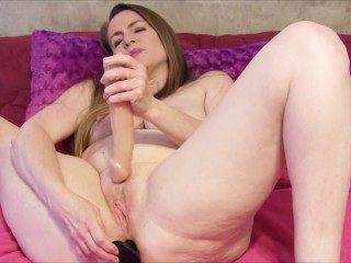 Giving JOI While I Fuck Myself In The Ass