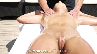 Preview 6 of Pornpros - Beautiful euro babe Christen Courtney fucked