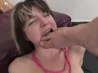 Gina Gerson (aka Doris Ivi) sucks dick and toes