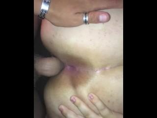 Fucking up close