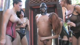 4 Mistress Humiliate Slave whi