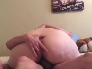 Big Ass Riding Dick