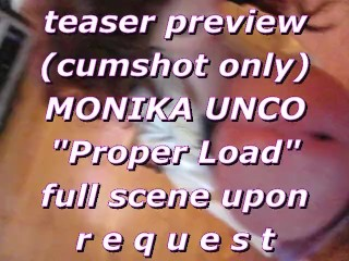 BBB preview: Monika Unco Proper Load