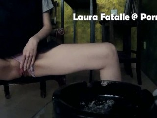 Got2Pee pisciata estrema in pubblico - Laura Fatalle