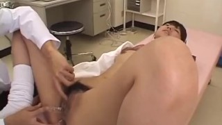 Misato Kuninaka, Asian nurse, drilled with toys  vibrator squirting mother ass insertion wild nurse misc speculum shiofuky dildo mom