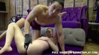 Blended Squirting Orgasms with Kenneth play (Sex Hack How to) sex positions guide njoy pure wand how to sex positive female friendly instructional blonde g spot technique squirting sex hack lelo sex education smartwand orgasm g spot orgasm kenneth play adult toys