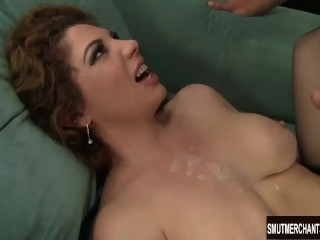 Sexy MILF fucked by younger guy