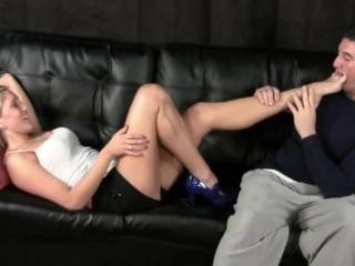 Video 212180903: taylor raz, foot worship, feet worship, model feet