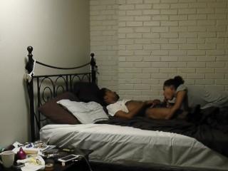 Mya Love wakes up and fucks her man