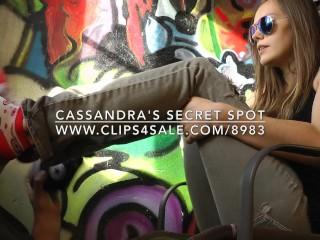 Cassandra's Secret Spot - www.c4s.com/8983/16702528