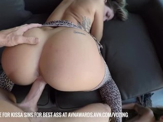 HELP KISSA DO ANAL BY VOTING HER MOST EPIC ASS AT AVN!!!!!!