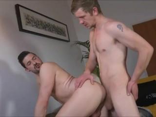 Dan Johnson and Sam Barclay