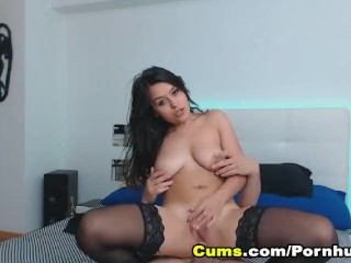 Awesome Chick Fucked Hard on Cam