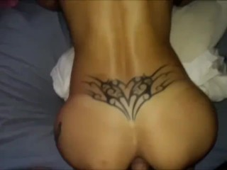 AMAIZING ANAL CREAMPIE. TIGHT ASSHOLE LEAK SPERM (DIC.2016)