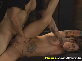 Hot Babe Gets Fucked Hard on Cam