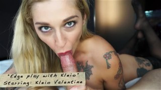 Edge play with Kleio big-load extreme-tattoo marks-head-bobbers mhb blonde big-cumshot big-cock babe edging tattoo bombshell the-pose mhbhj oral slow-teasing-blowjob mark-rockwell point-of-view